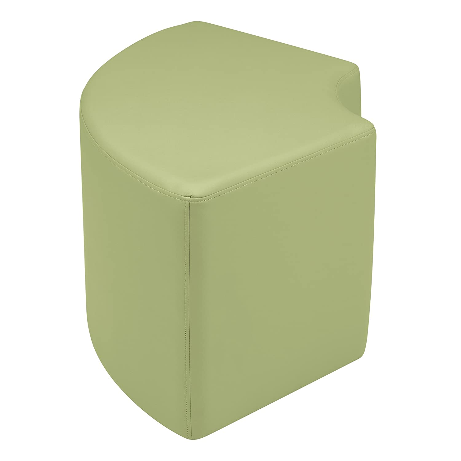 Learniture Shapes Vinyl Soft Seating 1//4 Round 18