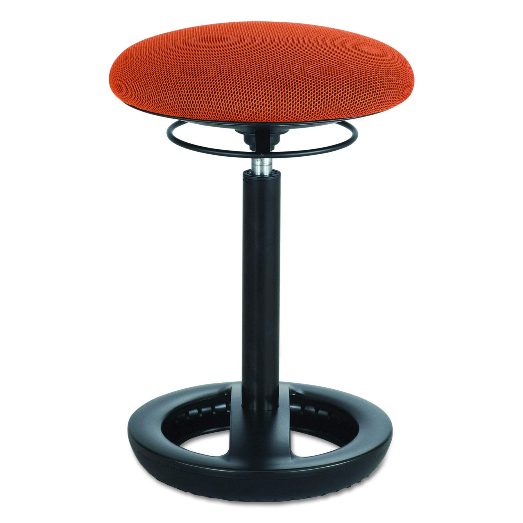 Safco Products 3000OR Twixt Active Seating, Orange (Renewed)