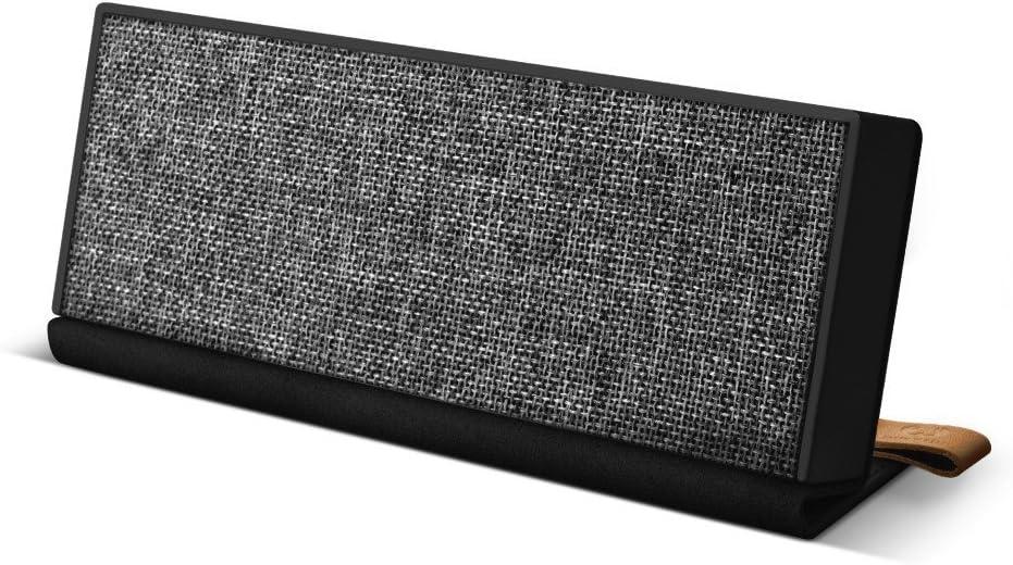 Fresh 'n Rebel ROCKBOX Fold Fabriq Edition Conrete | Altavoz Bluetooth Inalámbrico Portátil