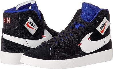 Nike W Blazer Mid Rebel Bq4022-005 - Para mujer, Negro, 10 M US