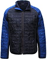 Tommy Hilfiger Men's Blackout Insulator Jacket, Midnight (XX-Large)