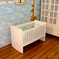 baby&plus Crib Sallanır Beşik 60x120 cm