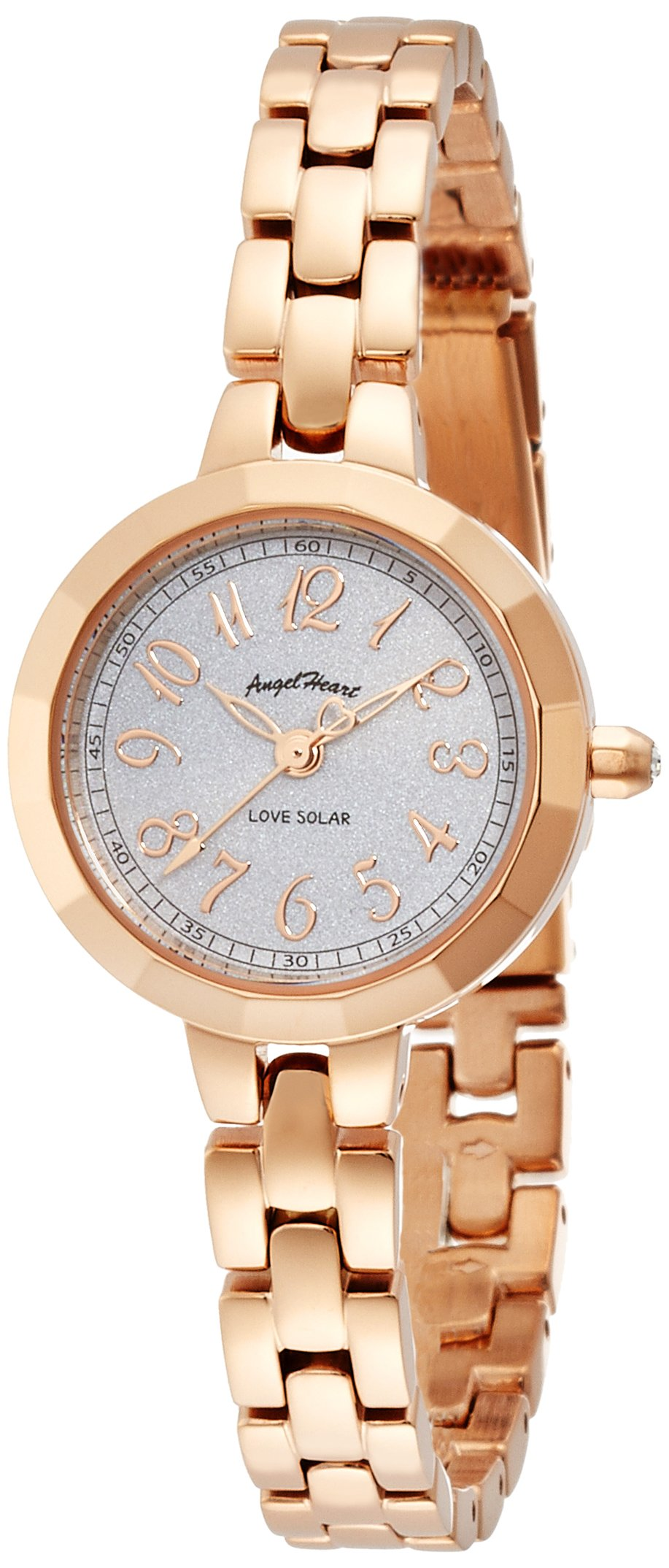 Angel Heart Watch Women's Love Solar LS25PGS