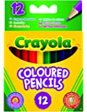 Crayola - Half Length Pencils