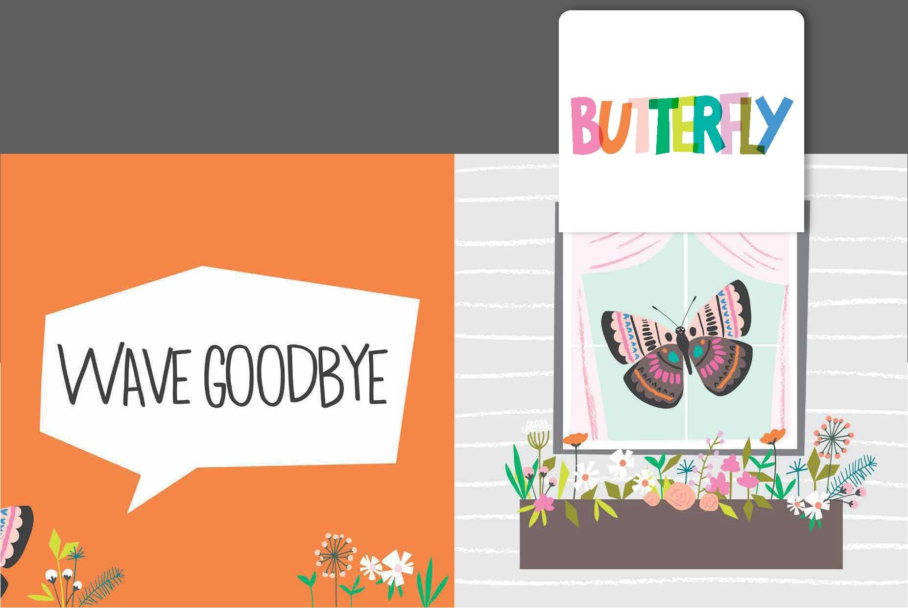 Gotta Go, Buffalo: A Silly Book of Fun Goodbyes (BabyLit)