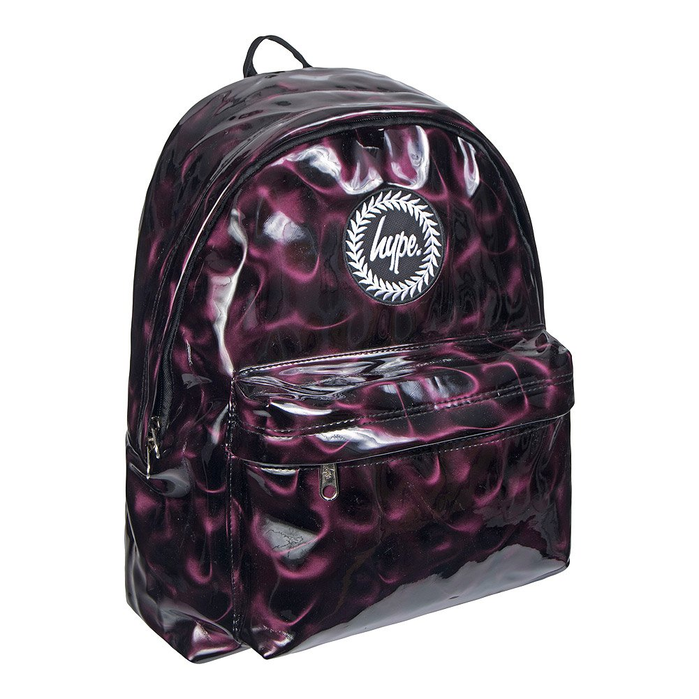 6b378d3c4d21 HYPE Dark Plum Backpack Plum School bag AW17393 HYPE Bags  Amazon.co.uk   Shoes   Bags