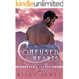 Confused Hearts: a bisexual awakening, gay romance novel (A Hometown Jasper Novel)