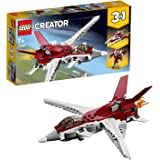 レゴ(LEGO) クリエイター スーパージェット機 31086