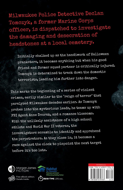 Circle Of Terror (morgan James Fiction): Larry Powalisz: 9781630479763:  Amazon: Books