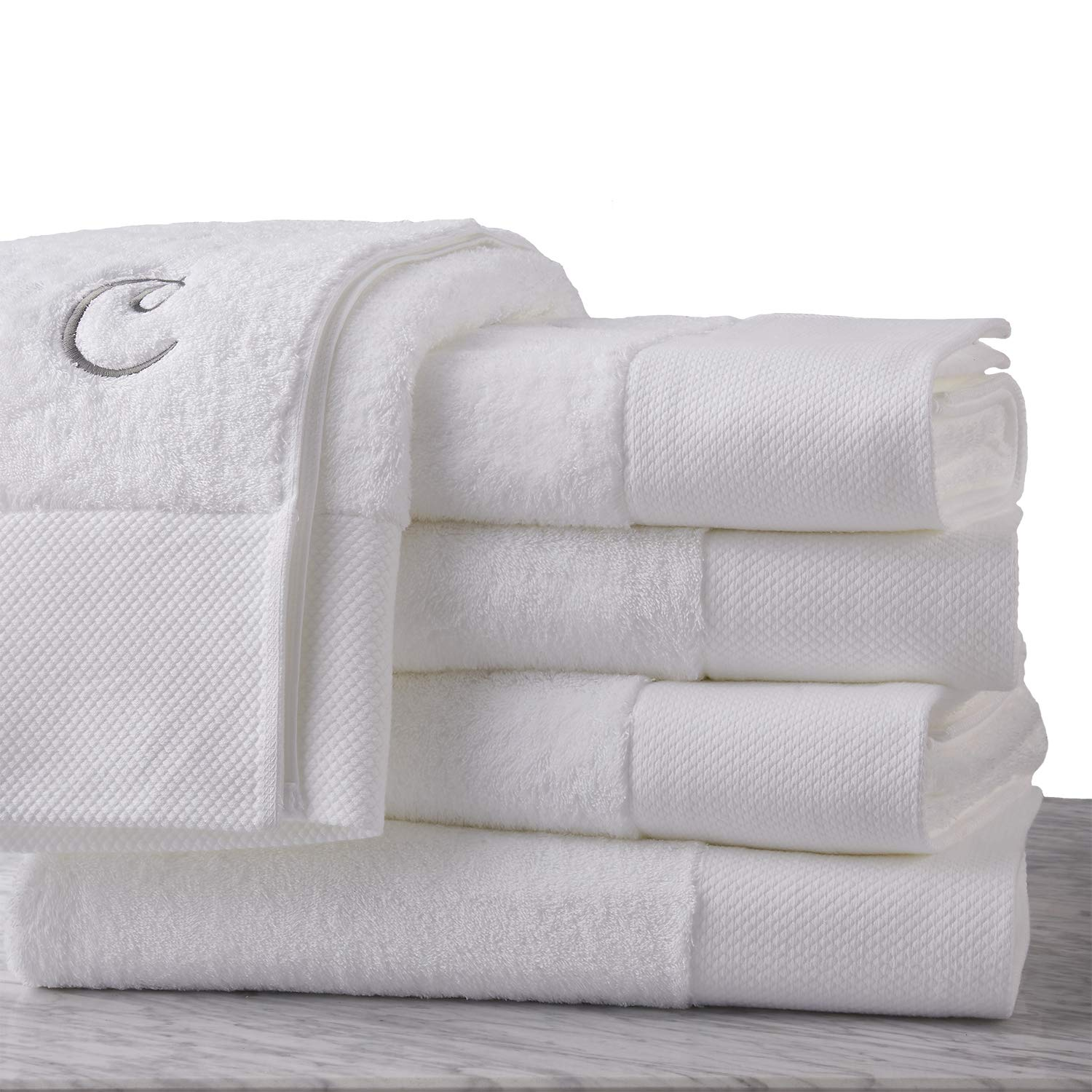Calla Angel Superior Egyptian Cotton Oversize Bath Towel