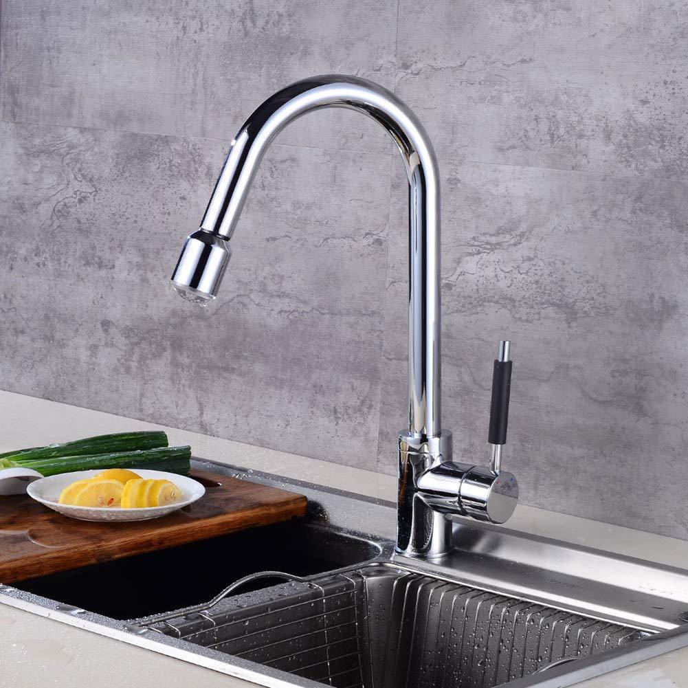 Temperature Sensor Kitchen Water Tap Faucet Glow Shower LED Light Glow (7 Color)