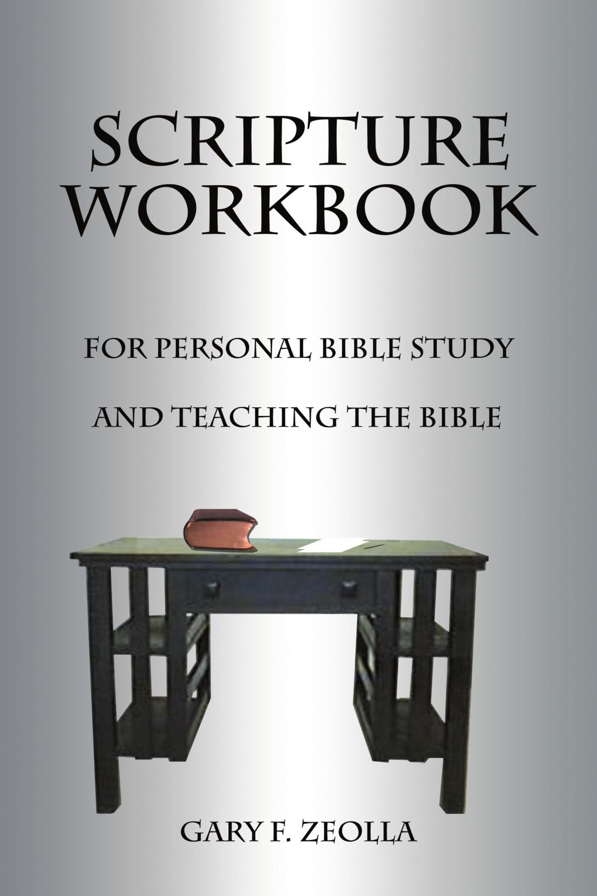 Scripture Workbook Personal Bible Teaching product image