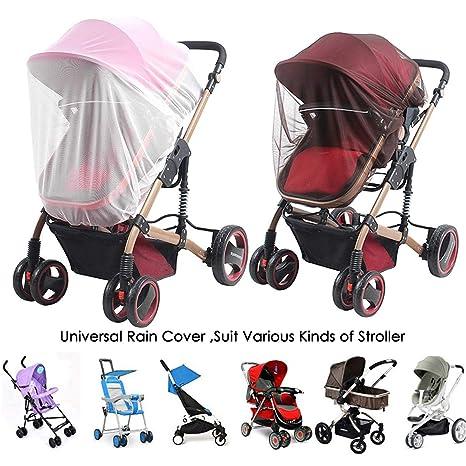 Mosquitera para bebé para cochecitos, transportistas ...