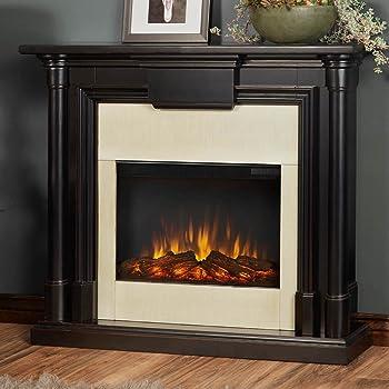 Amazon Com Real Flame Maxwell Indoor Slim Electric