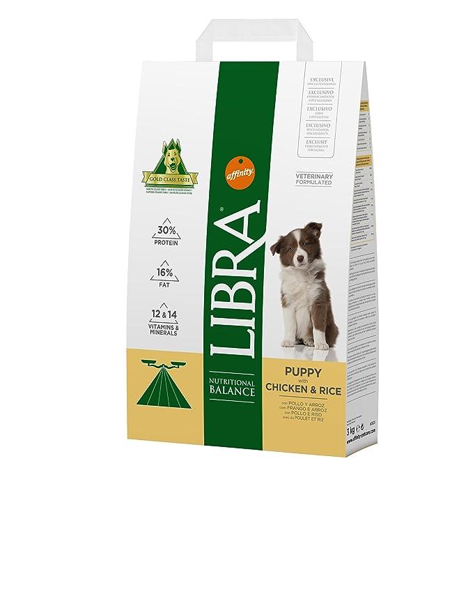 LIBRA Dog Puppy 15Kg (Eip)