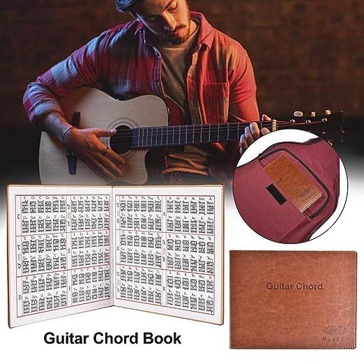 Per - Libro de acuerdos para guitarra eléctrica Folk Classical ...