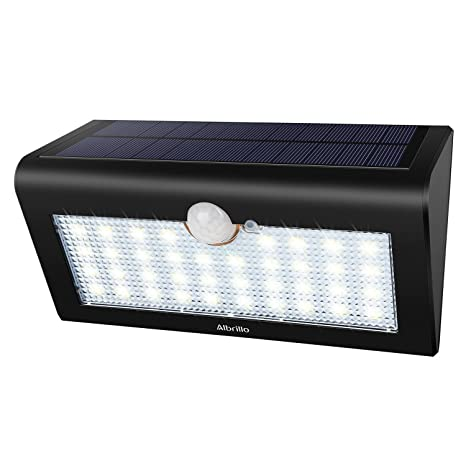 Amazon albrillo 36 led solar lights outdoor motion sensor albrillo 36 led solar lights outdoor motion sensor solar light wireless wall light security aloadofball Gallery
