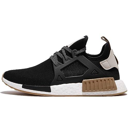 Adidas NMD_XR1 Zapatillas para Hombre Negro: Amazon.es: Zapatos y complementos