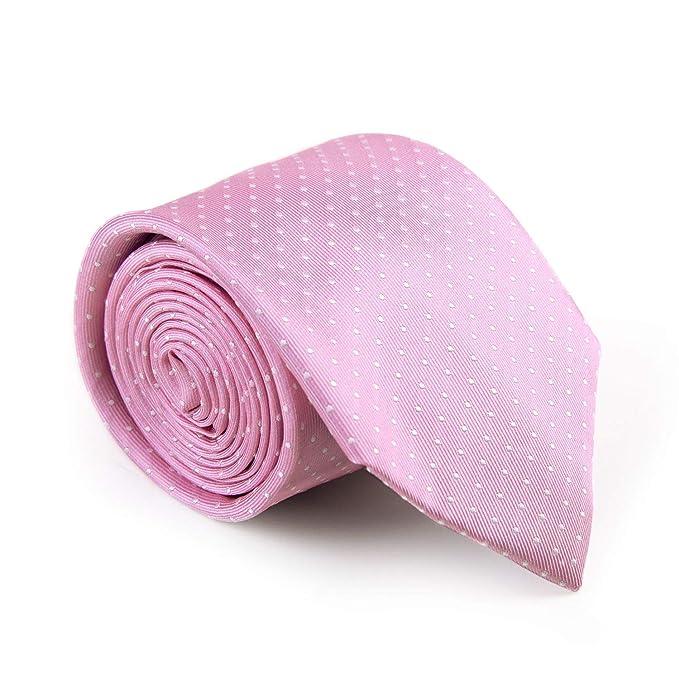 GENTSY Conjunto de corbata y pañuelo para hombre - K49/P12: Amazon ...