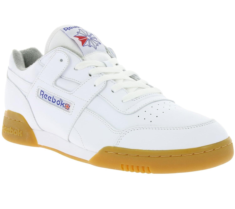 Reebok Workout Plus R12 Gum Pack, white/reebok royal/flat grey