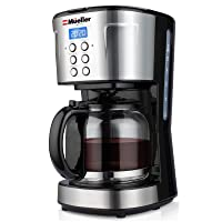 Deals on Mueller Ultra Coffee Maker, Programmable 12-Cup Machine