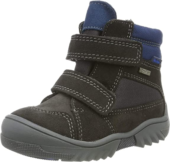 Richter Kinderschuhe Boys' Flick Snow Boots,Richter Kinderschuhe,Flick 1531-641