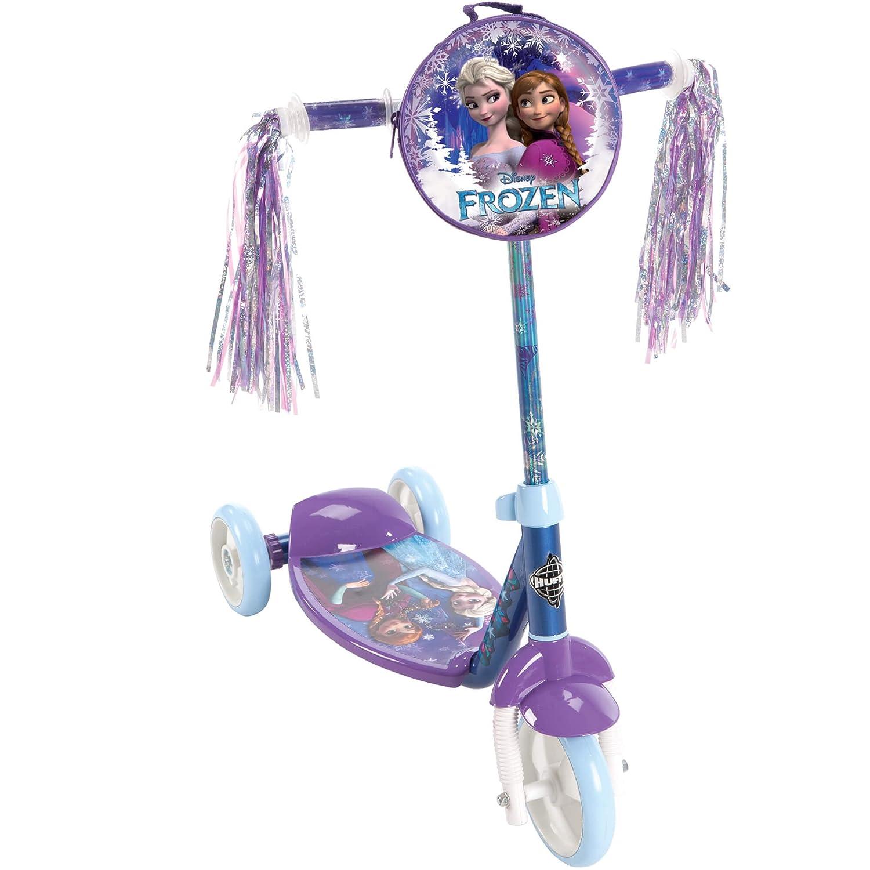 Amazon.com: Huffy Scooter de Frozen de Disney Preschool ...