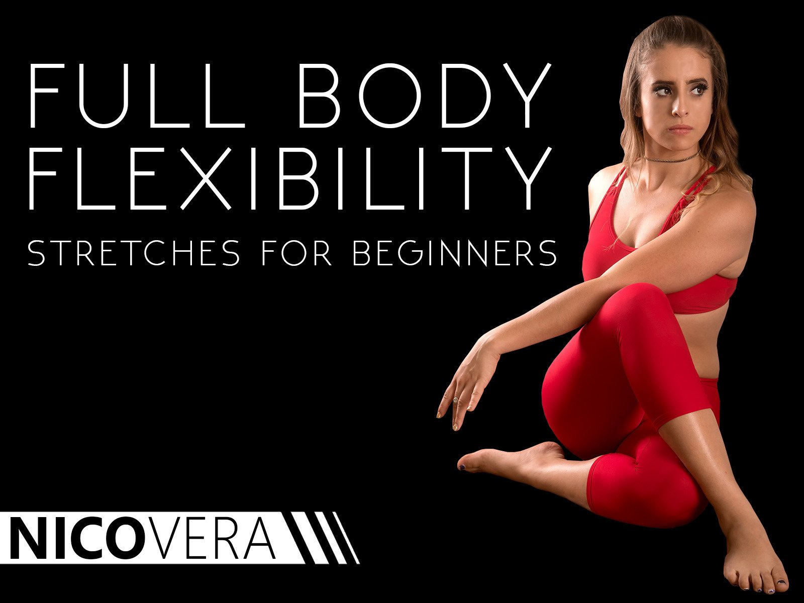 Full Body Flexibility Stretches For Beginners on Amazon Prime Video UK
