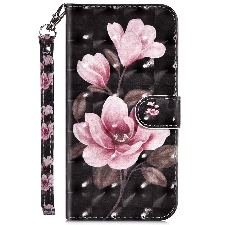 Uposao Kompatibel mit iPhone 6S Plus 5.5 Handyh/ülle Leder Tasche Bling Glitzer 3D Effekt Gl/änzend Muster H/ülle Flip Wallet Case Brieftasche Klapph/ülle St/änder Kartenfach,Haustier