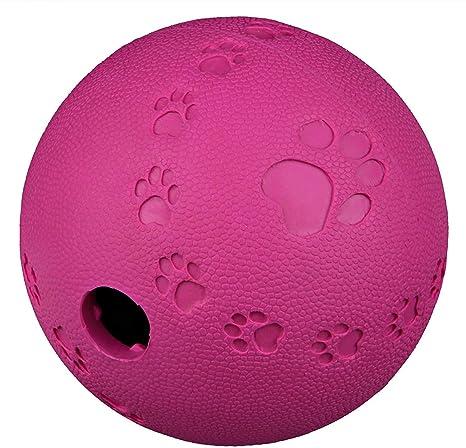 Trixie 34942 - Pelota Snack para perros, colores aleatorios, 9 cm ...