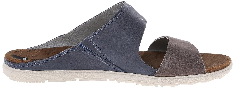 Merrell Women's Around Town Slide Sandal B00YDM6A5U 5 B(M) US|Blue