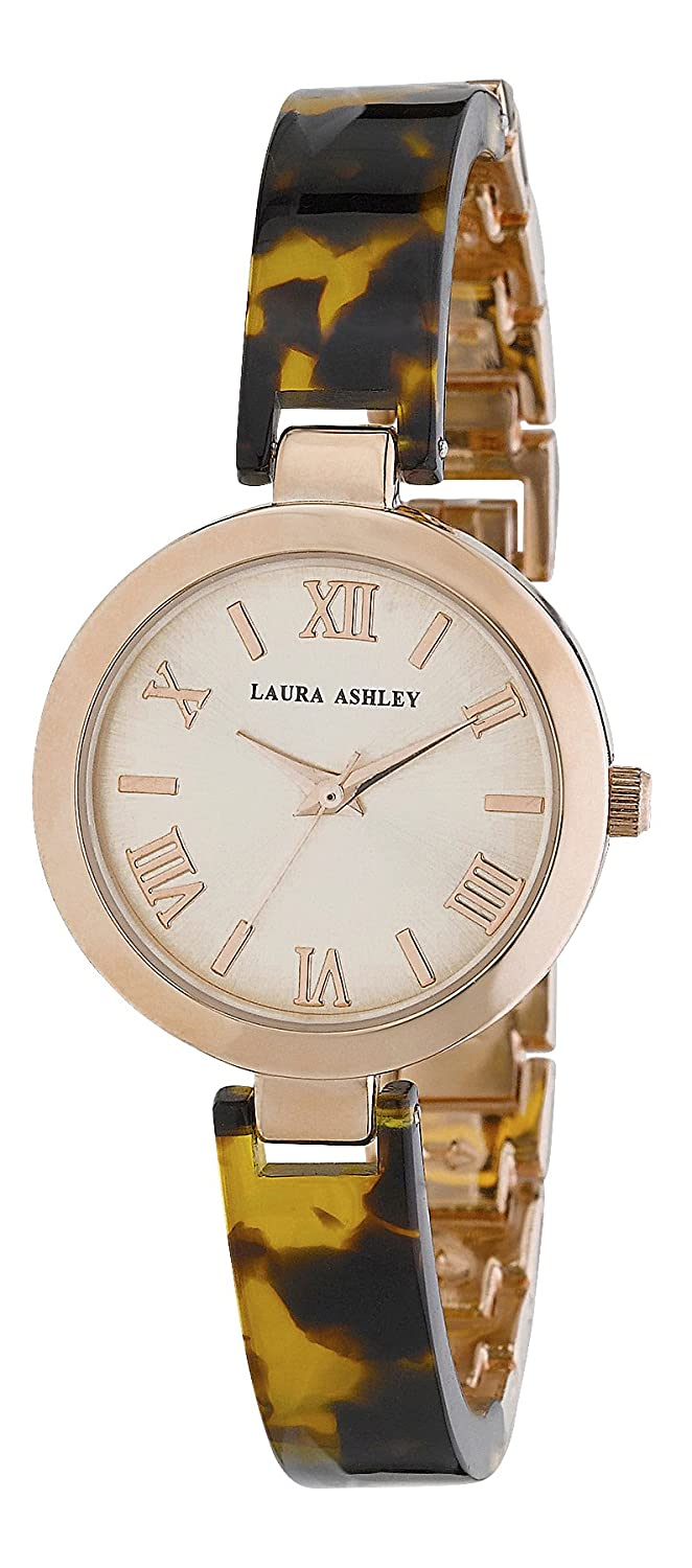 Laura Ashley Damen-Armbanduhr LA31002TOR