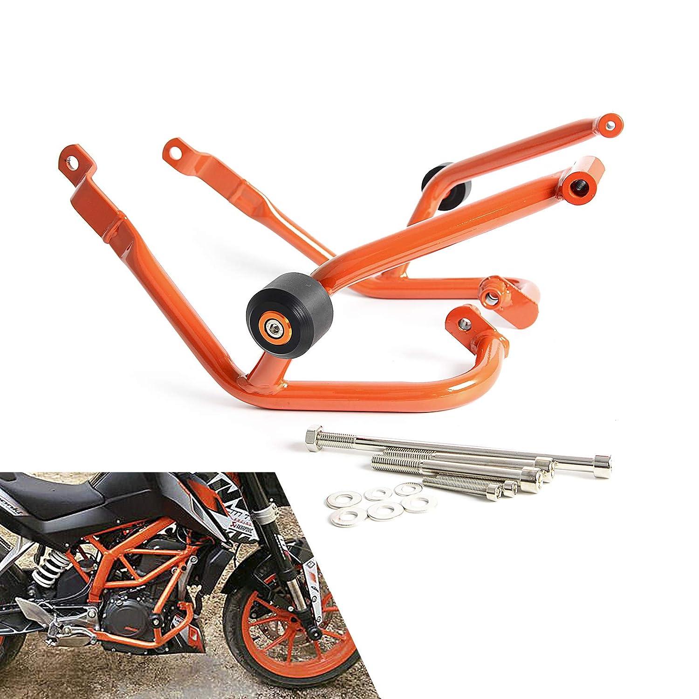 JOYON Motorcycle Highway Engine Guard Frame Slider Protector Crash Bar for KTM Duke 390 2013-2016