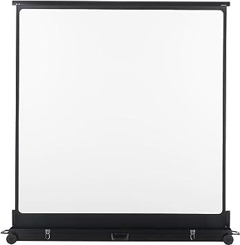 Medium MovieLux Mobil, 195 x 110 cm - Pantalla para proyector (195 ...