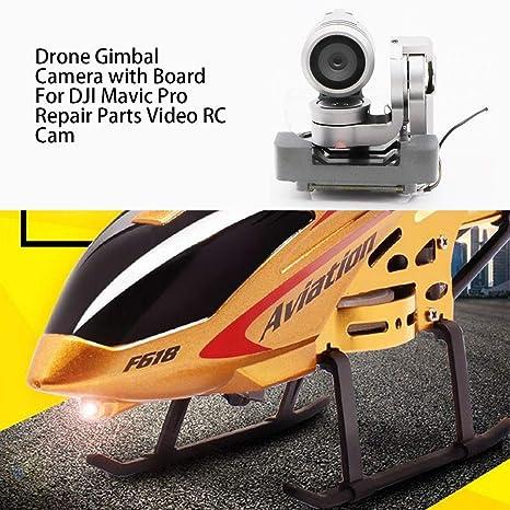 Gugutogo Drone Gimbal Camera with Board Mavic Pro Reemplazo de ...