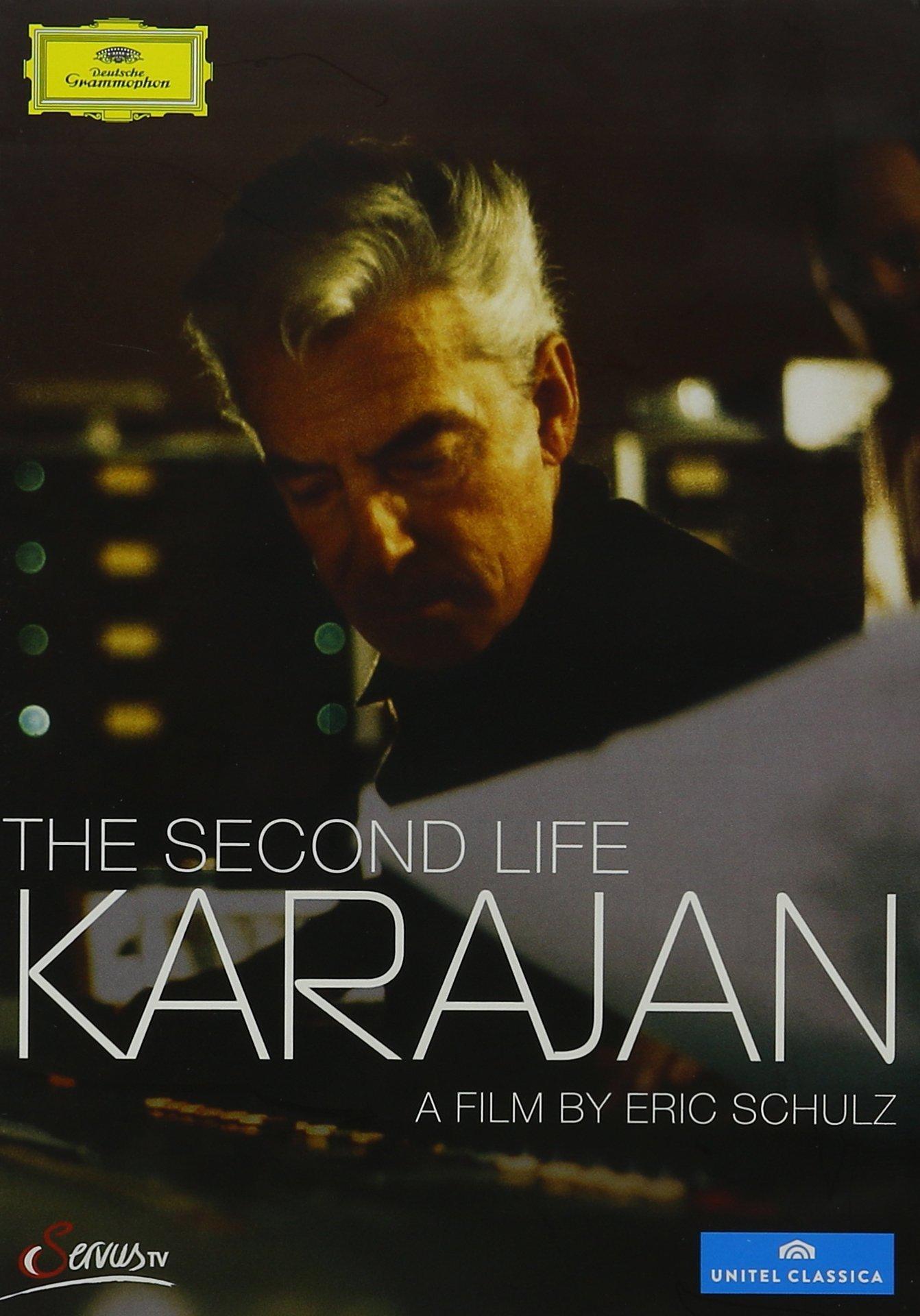 DVD : Herbert von Karajan - Second Life (DVD)