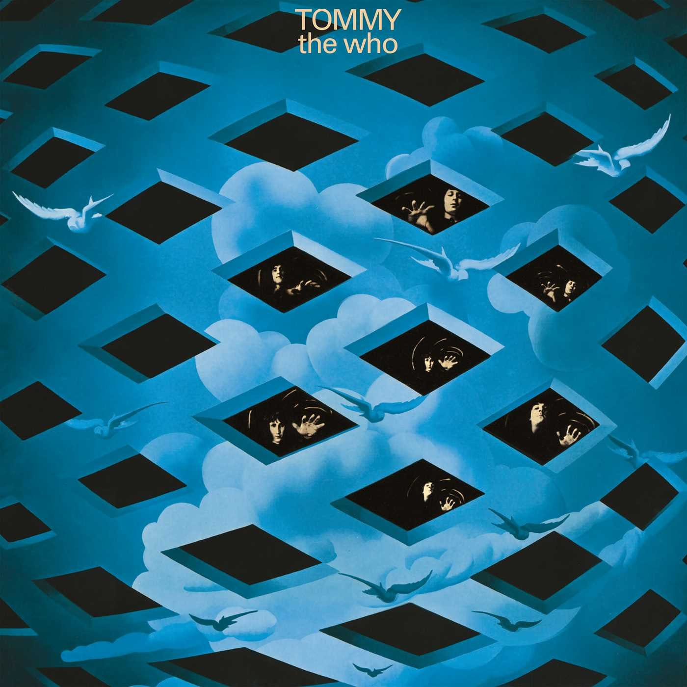 CD : The Who - Tommy (Remastered)