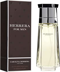 Herrera By Carolina Herrera For Men. Eau De Toilette Spray, 3.4 Ounce