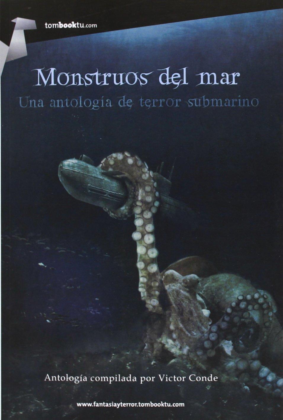 Monstruos del mar (Tombooktu Fantasia y Terror): Amazon.es: Varios Autores: Libros