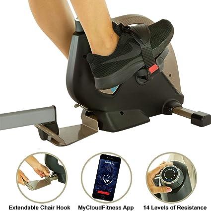 Excellent Amazon Com Exerpeutic 900 Bluetooth Under Desk Exercise Short Links Chair Design For Home Short Linksinfo