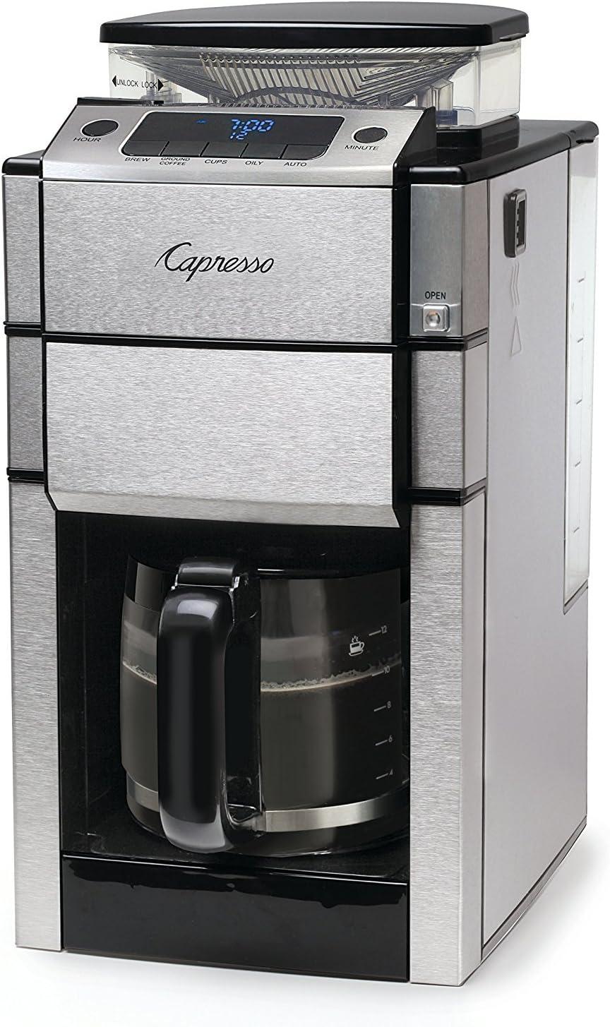 Capresso CoffeeTEAM PRO Plus 487.05
