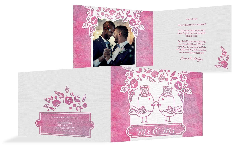 Hochzeit Dankeskarte Vogelpaar- Männer, 30 Karten, MattBlau B07B6QWBCV B07B6QWBCV B07B6QWBCV | Überlegen  | Exzellente Verarbeitung  | München Online Shop  074d59