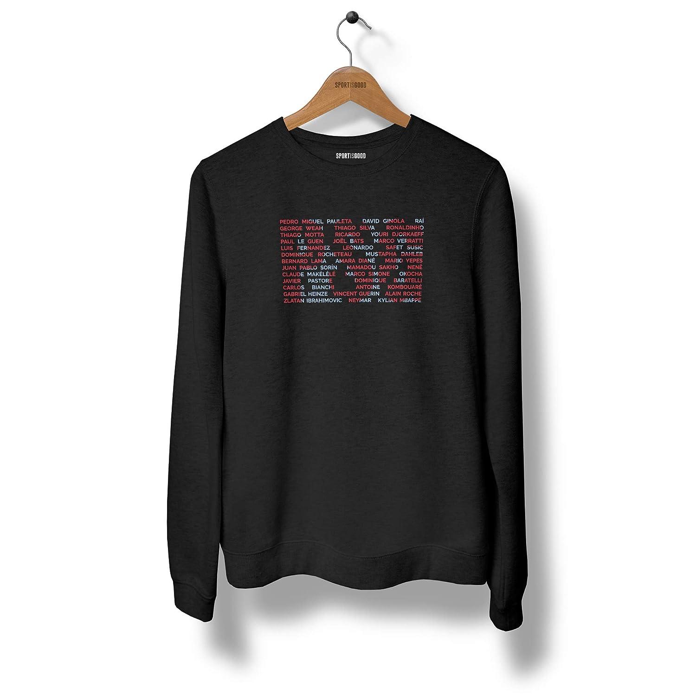Sport is Good Sweatshirt Mixte PSG Legends: Amazon.es: Deportes y aire libre