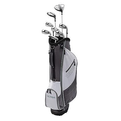 Womens Left Handed Golf Clubs >> Amazon Com Wilson Ultra Womens Left Handed Complete Golf Club Set