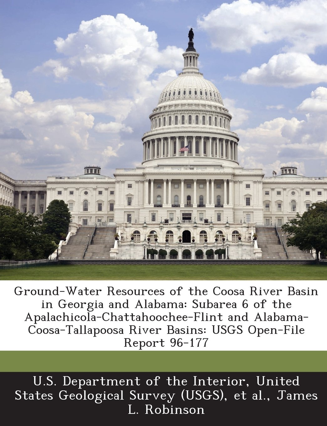 Download Ground-Water Resources of the Coosa River Basin in Georgia and Alabama: Subarea 6 of the Apalachicola-Chattahoochee-Flint and Alabama-Coosa-Tallapoosa River Basins: USGS Open-File Report 96-177 pdf