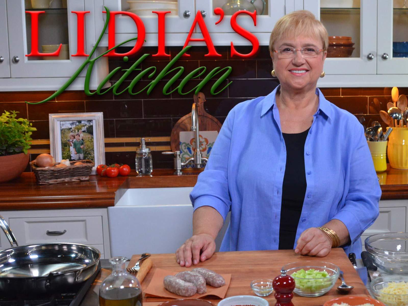 Watch Lidia S Kitchen Prime Video