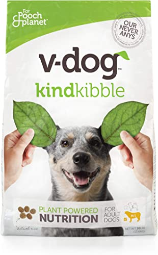 V-Dog Vegan Kibble Dry Dog Food