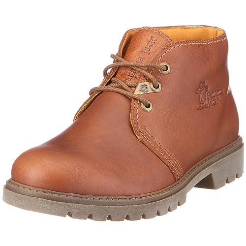 Panama Jack Bota Panama C20, Náuticos para Hombre, Beige-Braun (Cuero/Bark), 40 EU: Amazon.es: Zapatos y complementos