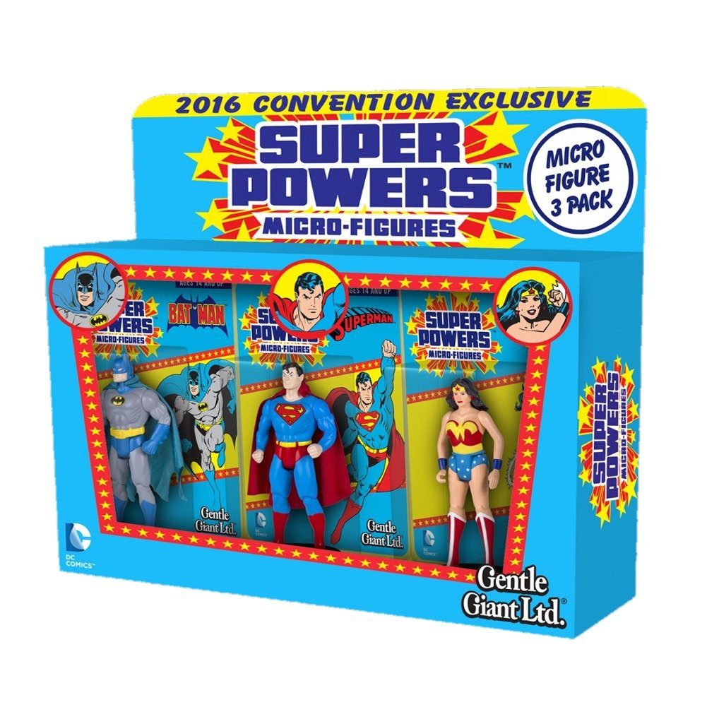SDCC 2016 Exclusive DC Super Powers Micro Figure by DC Comics