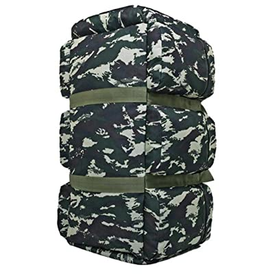 90L Large Capacity Military Travel Bags Oxford/Canvas Backpack Camouflage